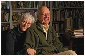 Tanya and Wendell Berry